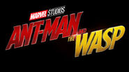 Ant-Man and the Wasp (film) logo 001