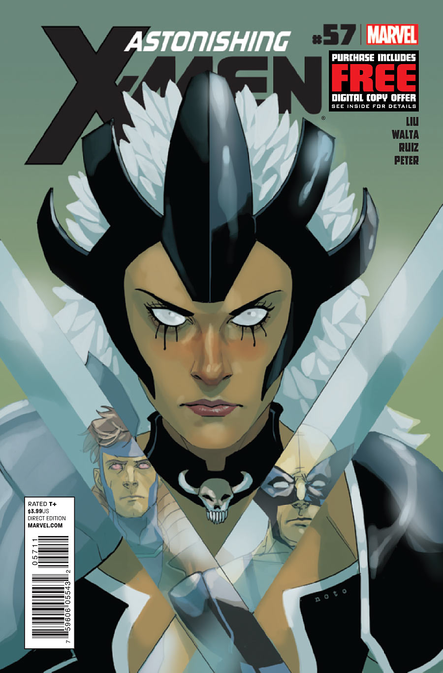 Astonishing X-Men Vol 3 57