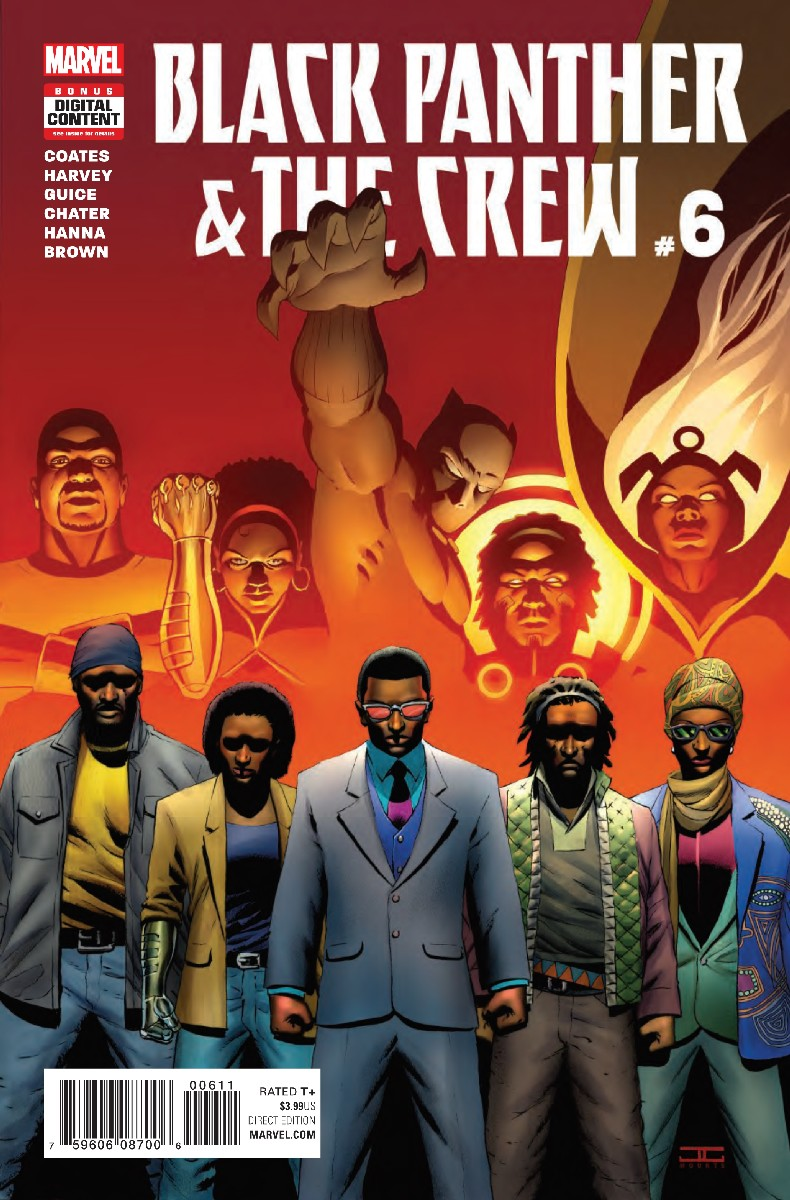 Black Panther and the Crew Vol 1 6
