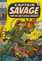 Capt. Savage and his Leatherneck Raiders Vol 1 9