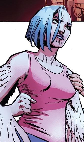 Cara (Mutant) (Earth-616)
