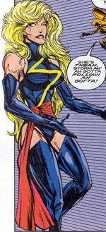 Carol Danvers (Earth-TRN566)