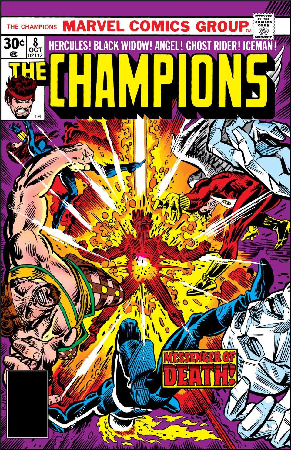 Champions Vol 1 8