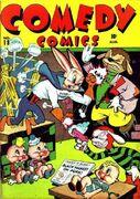 Comedy Comics Vol 1 18