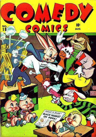 Comedy Comics Vol 1 18