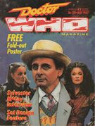Doctor Who Magazine Vol 1 130