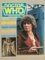 Doctor Who Monthly Vol 1 53