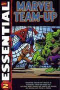Essential Series Marvel Team-Up Vol 1 2