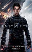 Fantastic Four (2015 film) poster 003