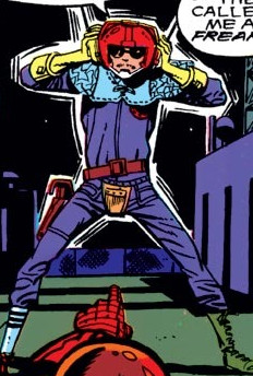 Freak Quincy (Earth-616)