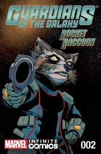 Guardians of the Galaxy Infinite Comic Vol 1 2