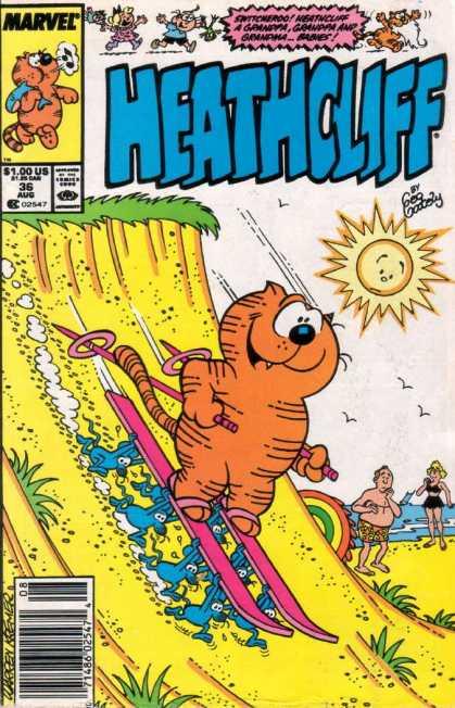 Heathcliff Vol 1 36