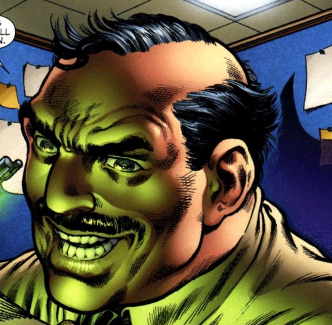 Irving Griffin (Skrull) (Earth-616)