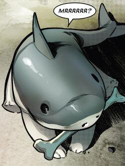 Jeffrey (Land Shark) (Earth-616) from Marvel Comics Vol 1 1000 001.jpg