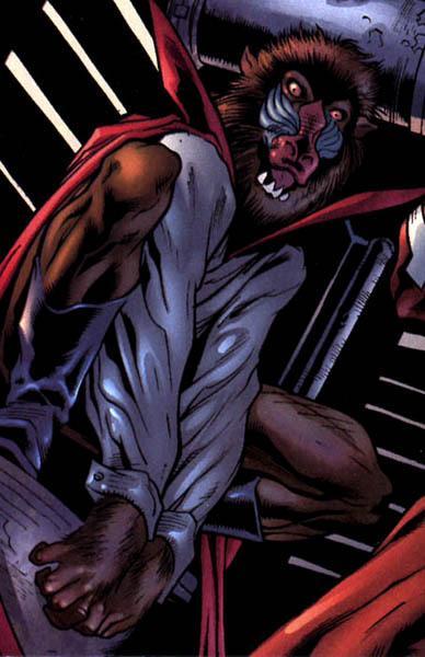 Jerome Beechman (Earth-616)