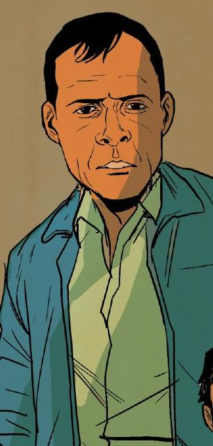 Jose Comienza (Earth-616)