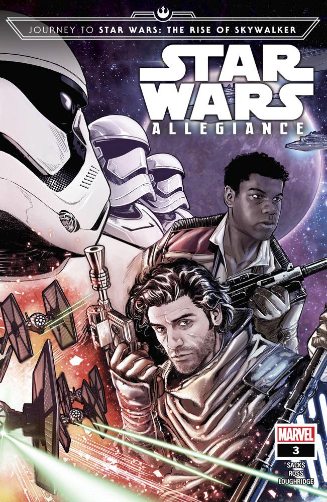 Journey to Star Wars: The Rise of Skywalker - Allegiance Vol 1 3