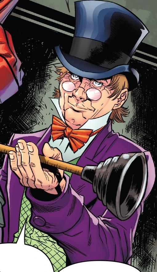 Justin Alphonse Gamble (Earth-616)
