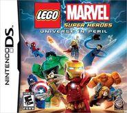 LEGO Marvel Super Heroes Box Art portable