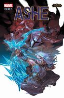 League of Legends Ashe Warmother Special Edition Vol 1 2