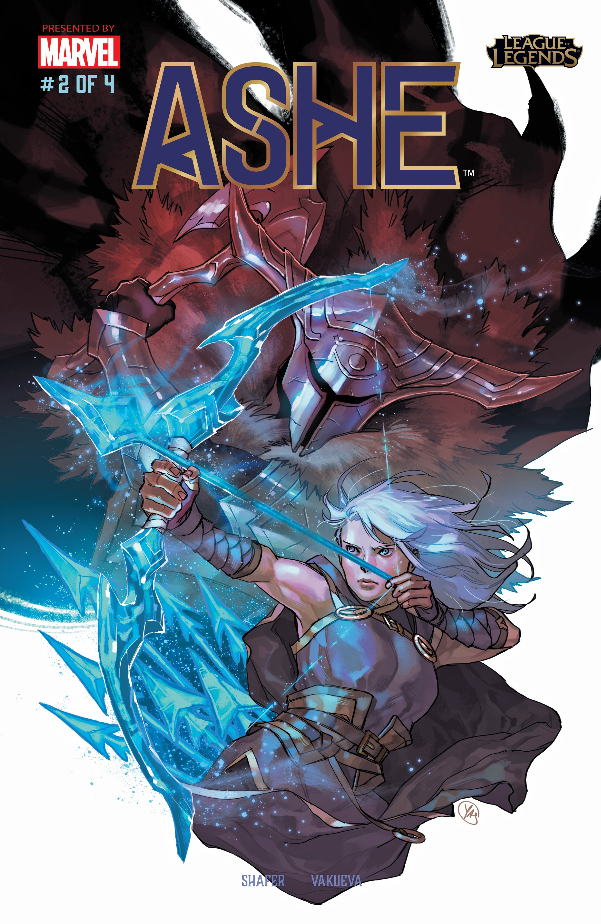 League of Legends: Ashe: Warmother Special Edition Vol 1 2