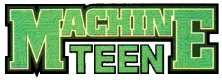 Machine Teen TPB Vol 1