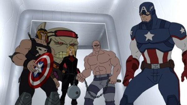 Marvel's Avengers Assemble Season 4 23