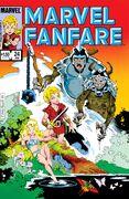 Marvel Fanfare Vol 1 24