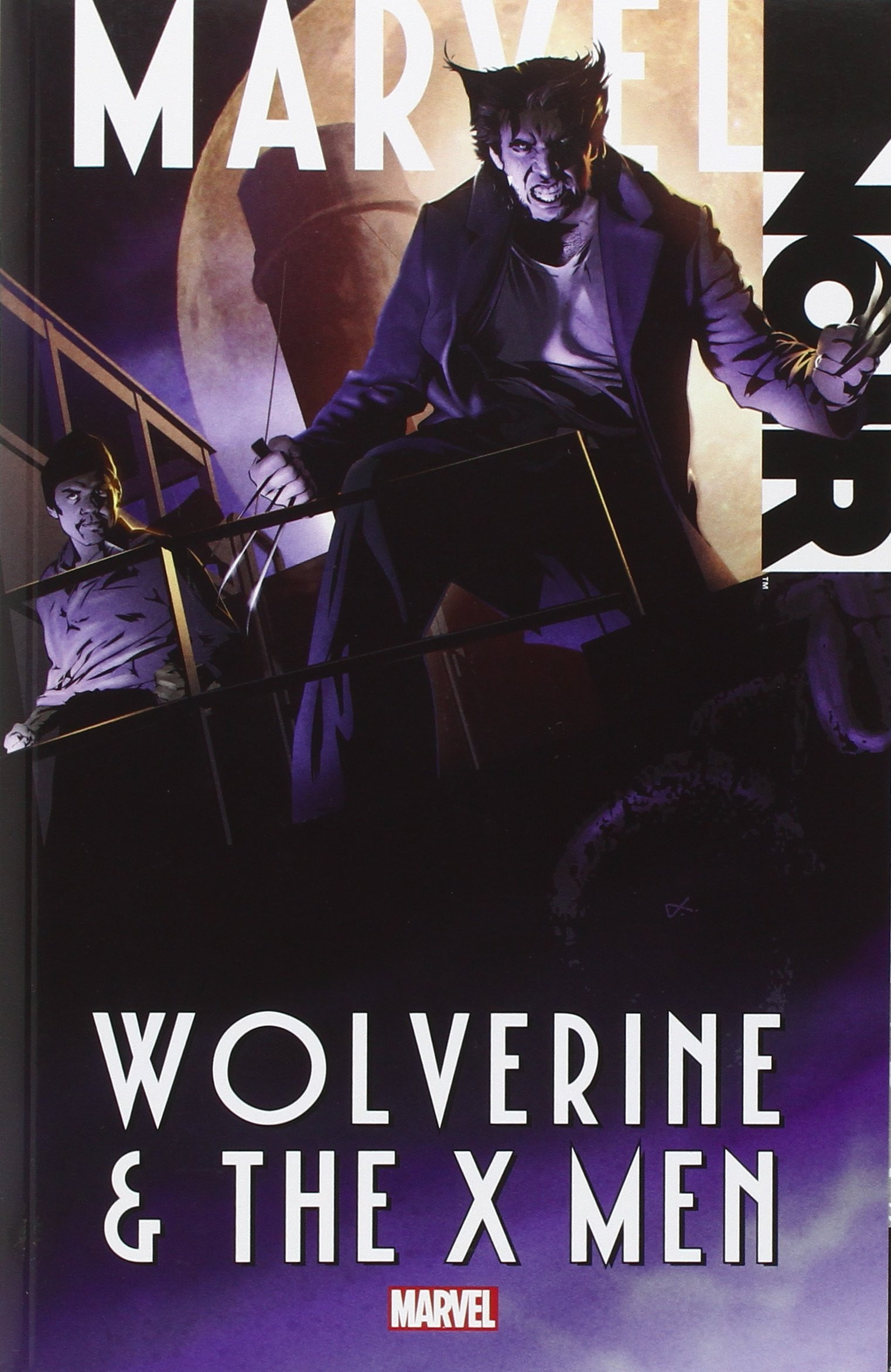 Marvel Noir: Wolverine & the X-Men Vol 1 1