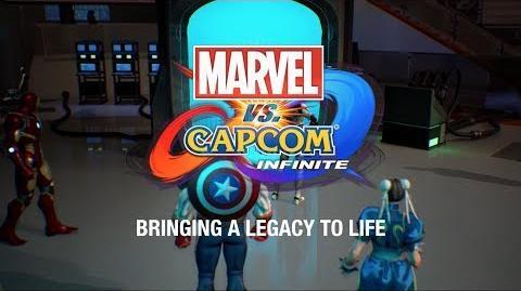 Marvel vs CapCom Infinite BTS - Part 1- Bringing a Legacy to Life