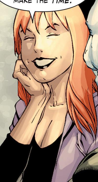 Mary Jane Watson (Earth-58163)
