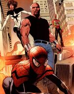 Mighty Avengers (Cage)