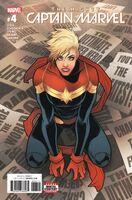 Mighty Captain Marvel Vol 1 4