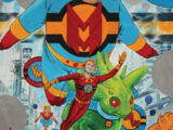 Miracleman by Gaiman & Buckingham: The Silver Age Vol 1 2