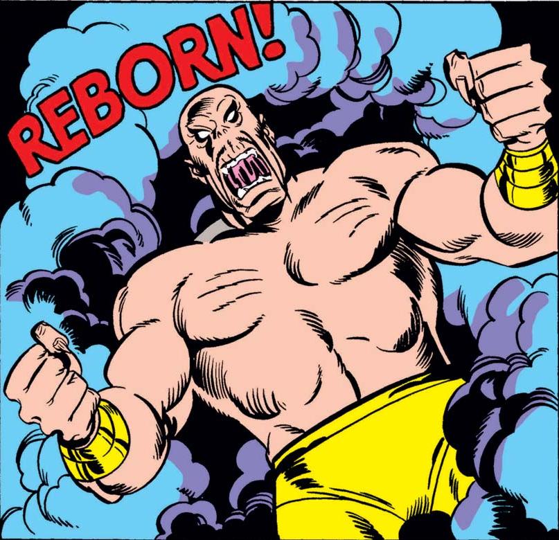 Necrodamus (Earth-616)