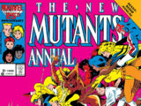 New Mutants Annual Vol 1 2