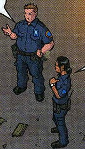 New York City Police Department (Earth-9411)/Gallery