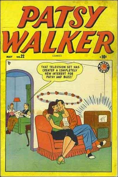 Patsy Walker Vol 1 22