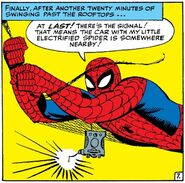 Peter Parker (Earth-616) from Amazing Spider-Man Vol 1 11 0003