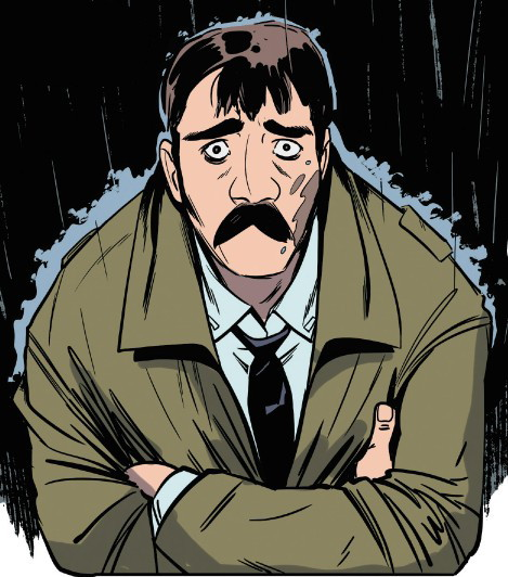 Richie Rogers (Earth-65)