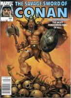 Savage Sword of Conan Vol 1 189