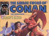 Savage Sword of Conan Vol 1 203