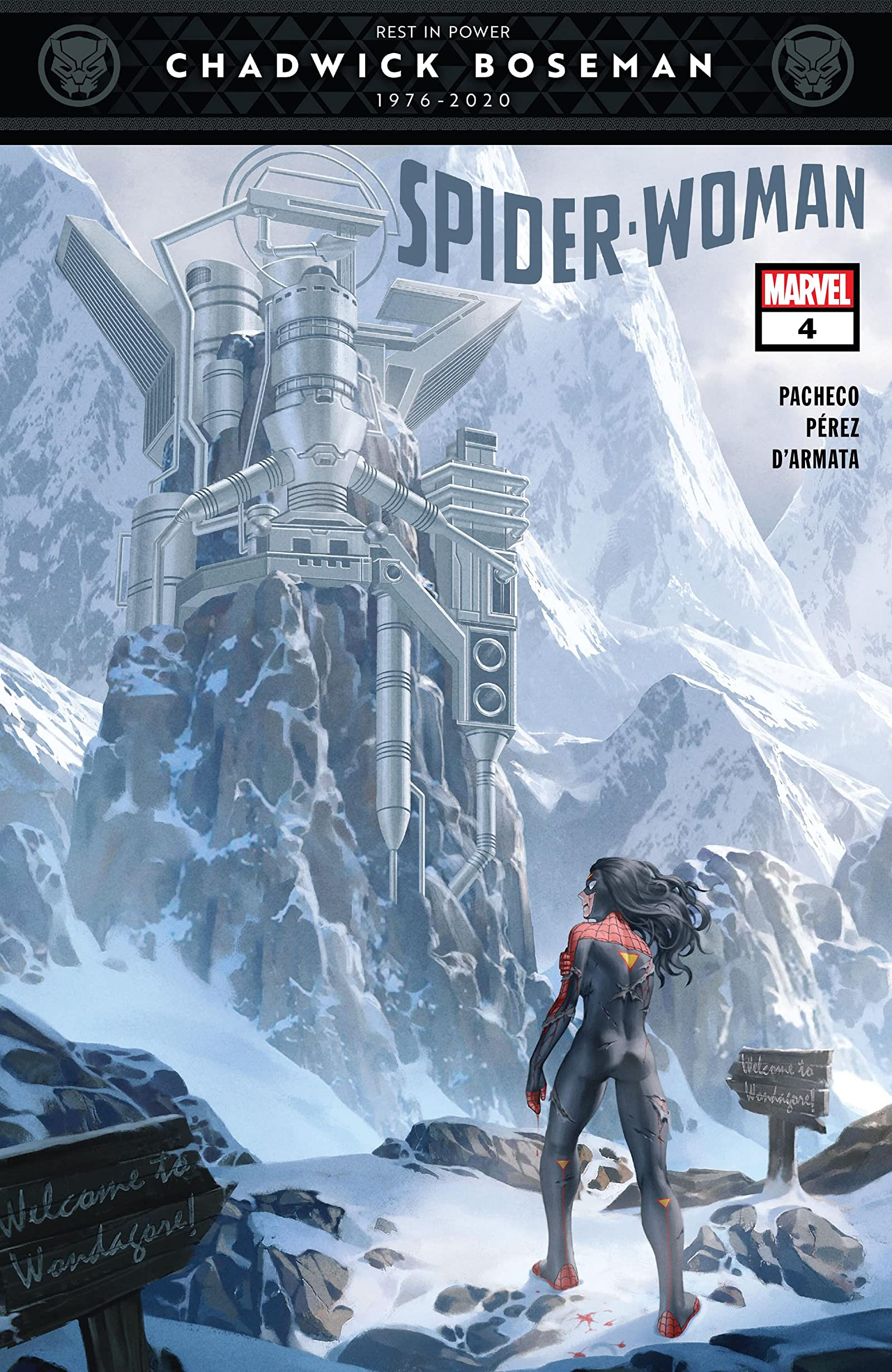 Spider-Woman Vol 7 4
