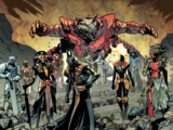 Swordbearers of Arakko (Earth-616)