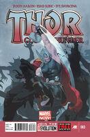 Thor God of Thunder Vol 1 3