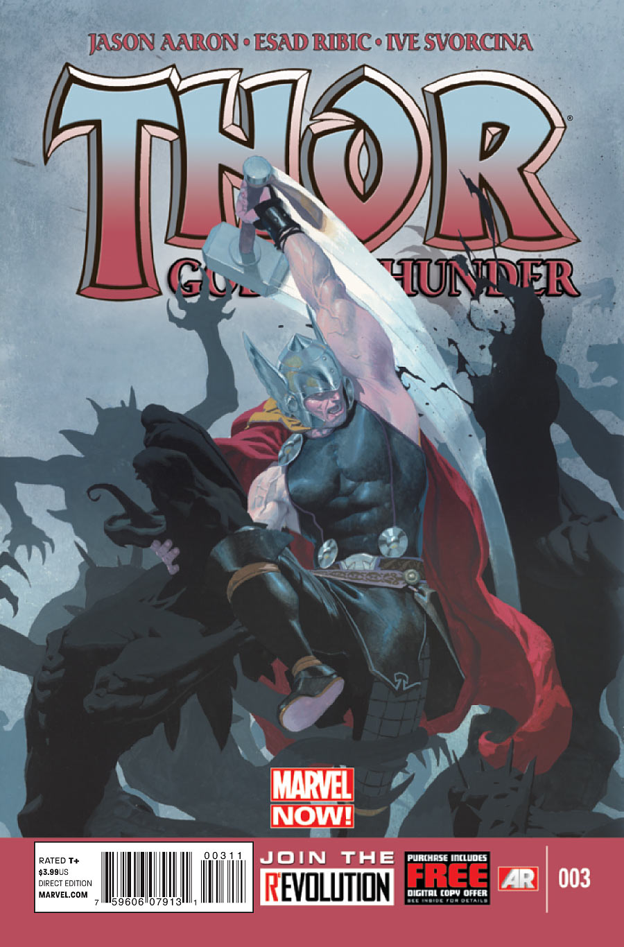 Thor: God of Thunder Vol 1 3