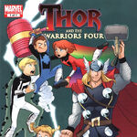 Thor and the Warriors Four Vol 1 1.jpg
