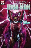 Tony Stark Iron Man Vol 1 6