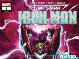 Tony Stark: Iron Man Vol 1 6