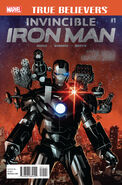 True Believers Invincible Iron Man - The War Machines Vol 1 1